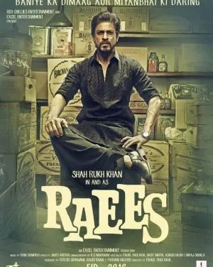 Raees:A Movie Review