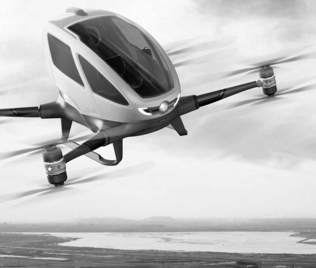 Uber Teams Up With Nasa To Bring Us Flying Taxis In Five Years
