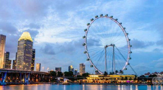 Do all you want to do in Singapore as this holiday explores the lion city, so give it your best shot with Roaming routes
