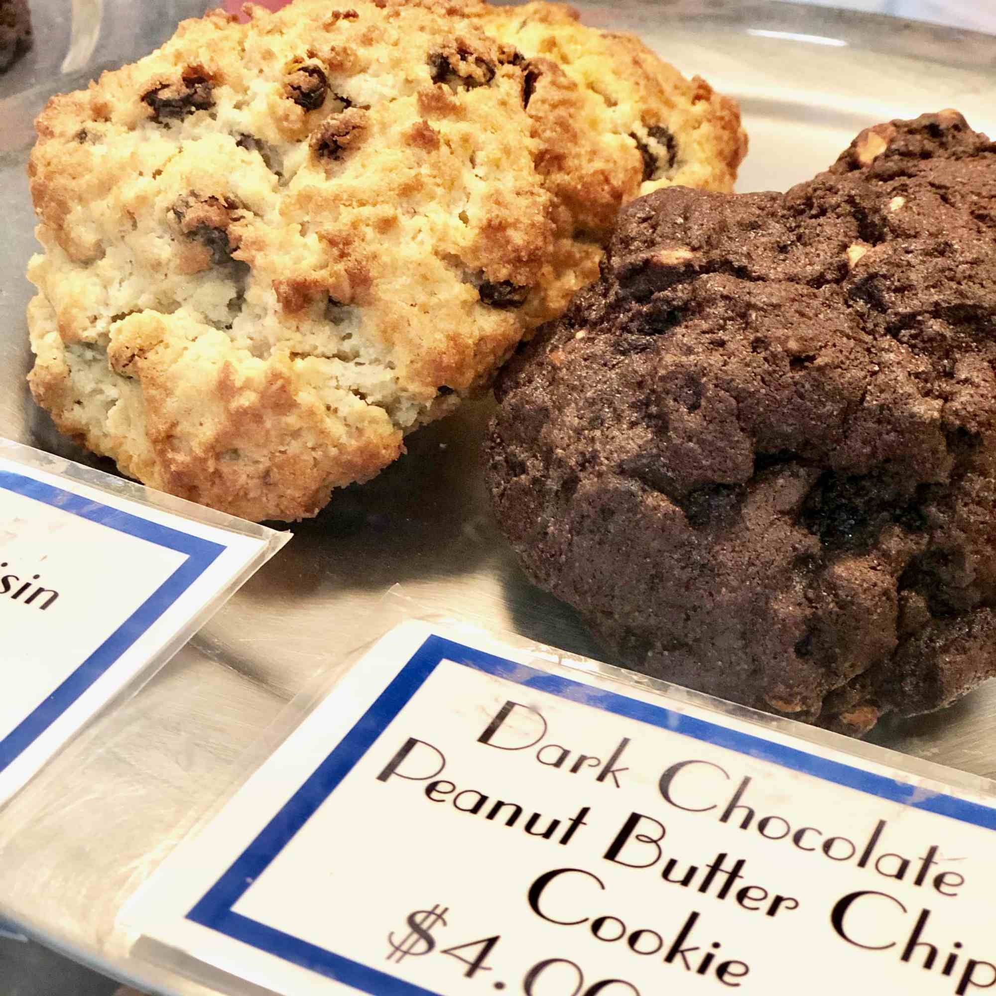 Cookies at Levain Bakery, New York City