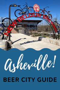beer city guide to asheville, nc