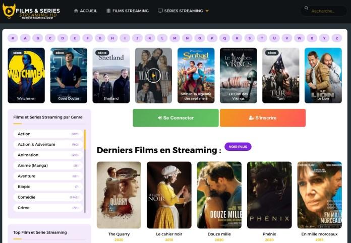 Regardez en streaming des séries et des films gratuits sur ToroStreaming. Vivez votre passion du streaming gratuitement et de la meilleure qualité possible !