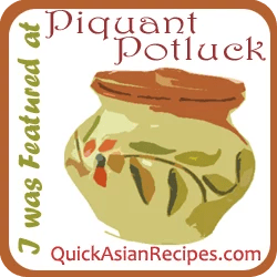 Piquant Potluck - Quick Asian Recipes