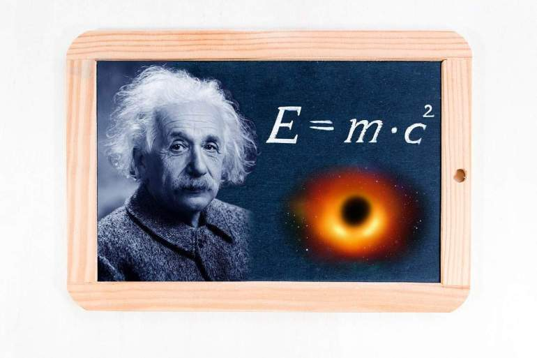 Albert Einstein- Theory of relativity