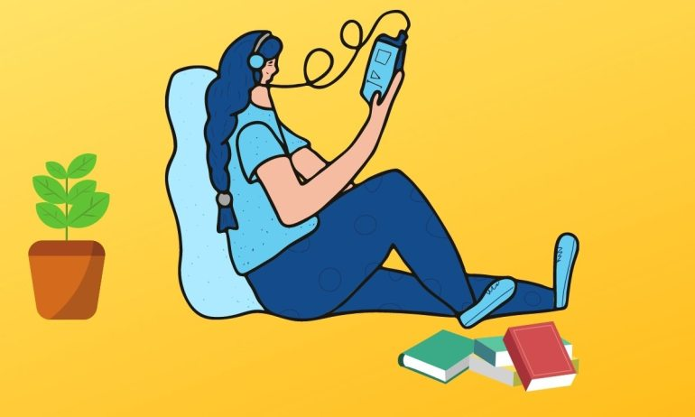 10 Great Audiobooks to Listen to in Your Student Life