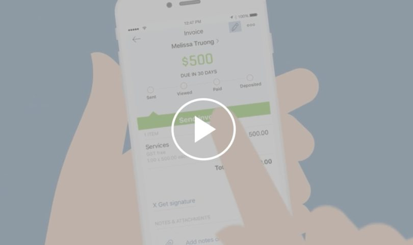 How to Create and Send an Invoice   QuickBooks Mobile App Create an invoice with the QuickBooks Mobile App