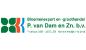 sponsor Bloemenexport en -groothandel P. van Dam en Zn. BV