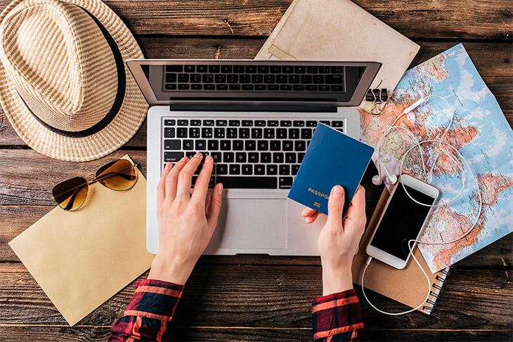 Contrate um seguro viagem no planejamento da viagem