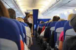 Problemas com voo atrasado