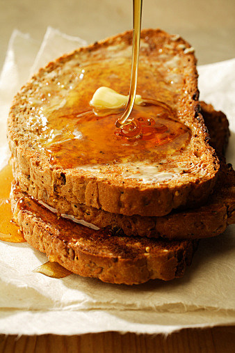 Image result for bread and honey