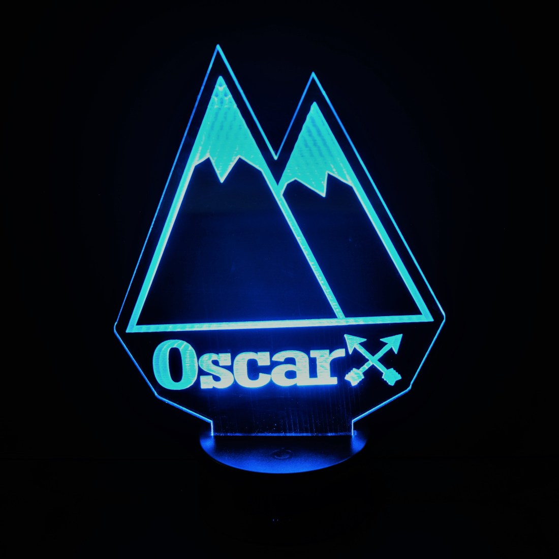 Blue Mountain Nightlight
