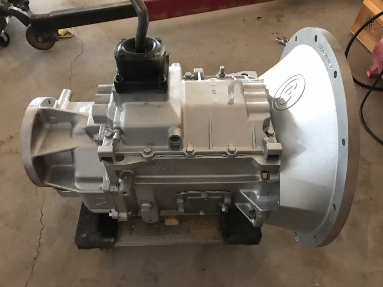 NV4500 SAE 3 bellhousing