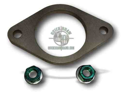 R2.8 DOC Exhaust Flange SS