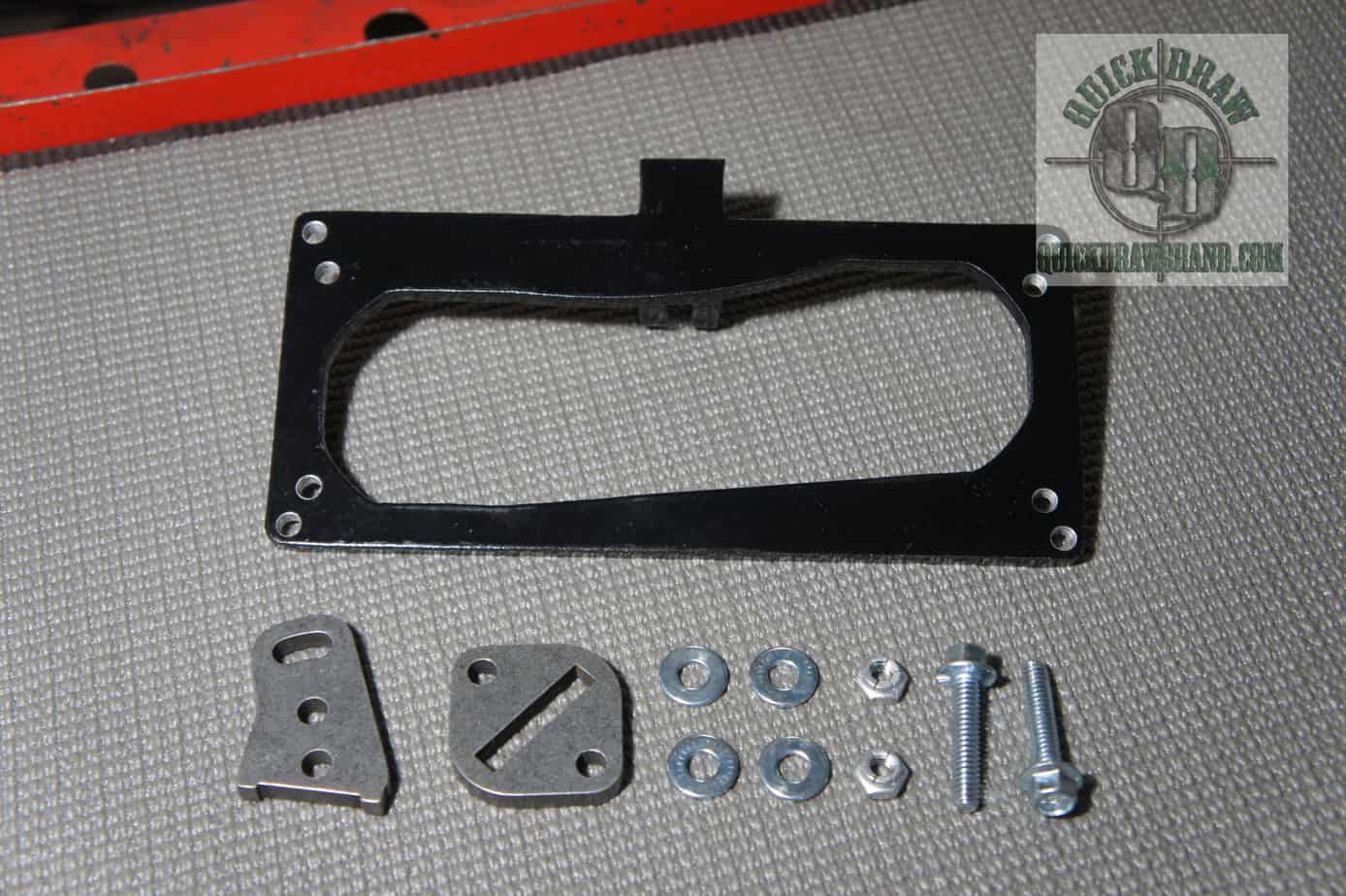 Mount for Holley EFI Installation Kit