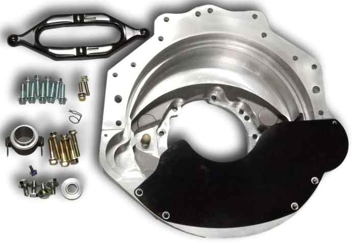 LS to AX15 bellhousing