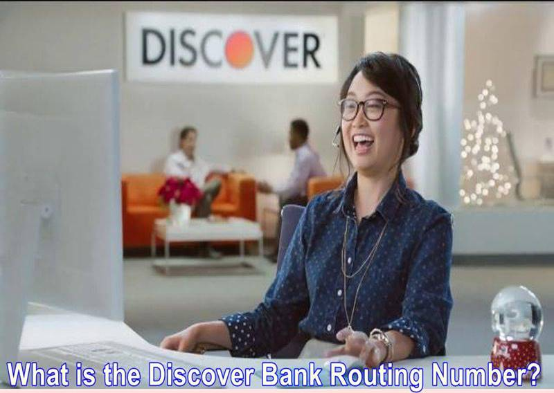 What is the Discover Bank Routing Number
