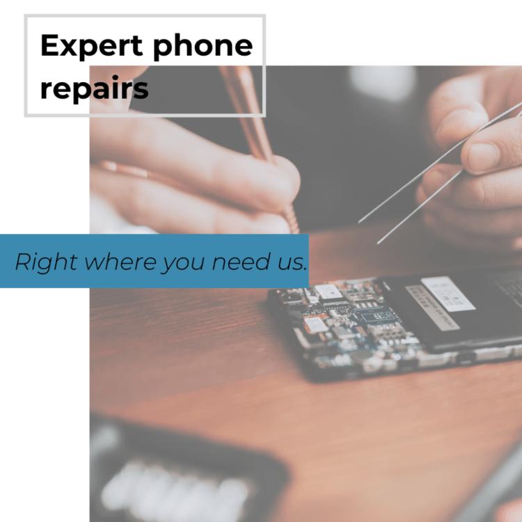 Expert Phone Repair Tech