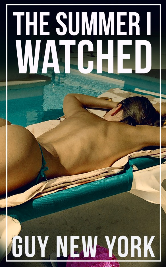 The Summer I Watched, a hotwife erotica novella