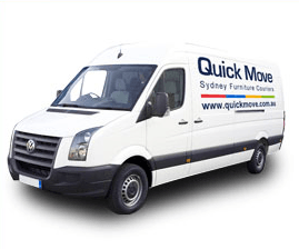 Removalists Van Sydney