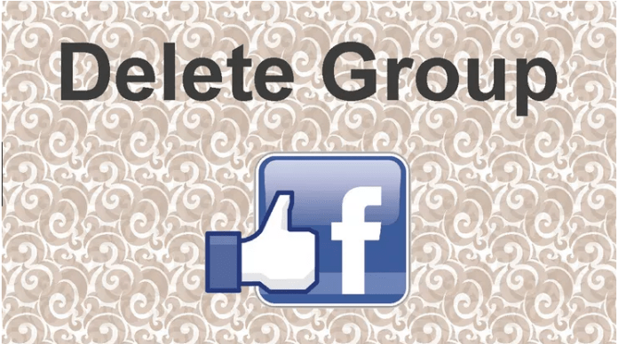 How do I close down a group on Facebook - Delete Facebook Group