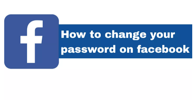 How to change Facebook Password on iPhone