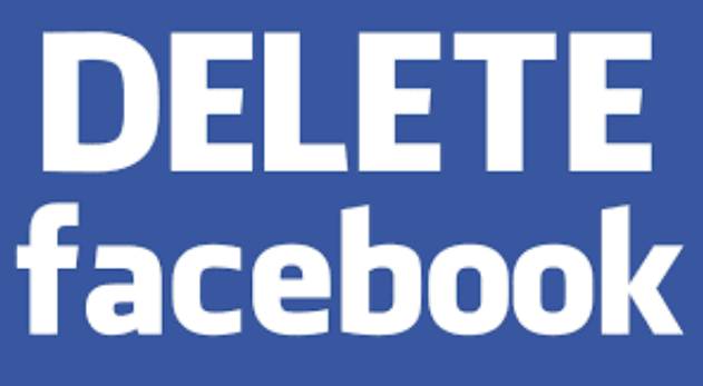 How to delete your fb account permanently