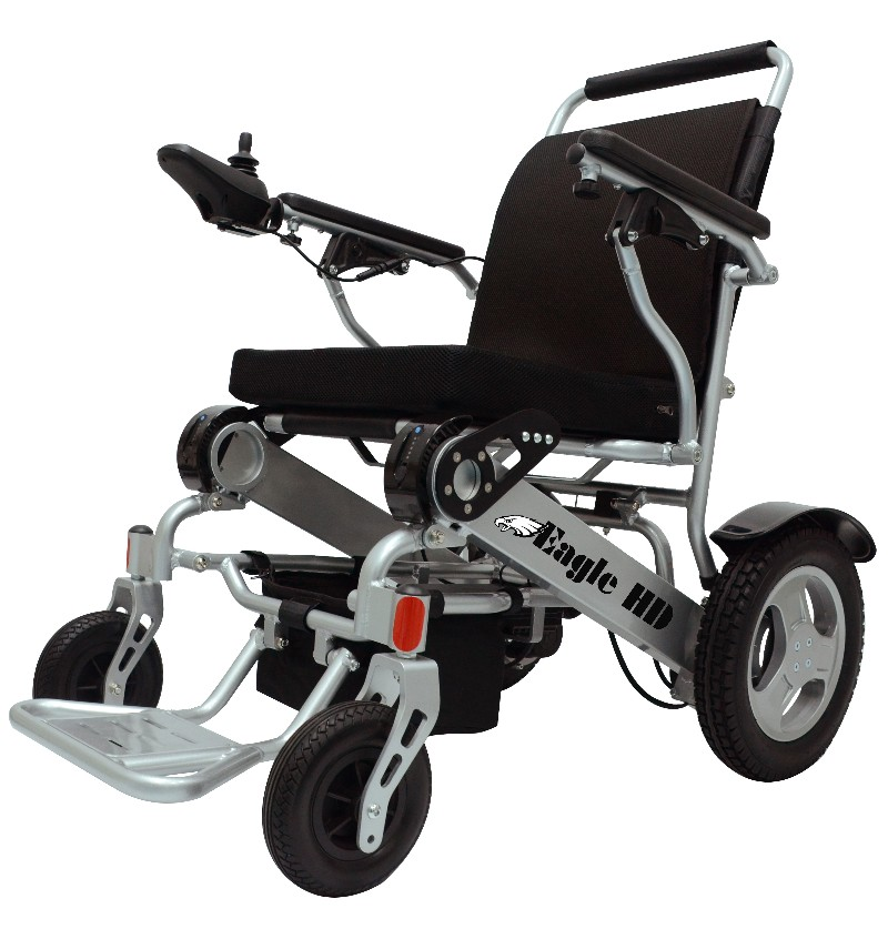 The Eagle Hd Folding Power Wheelchair Review Quick N