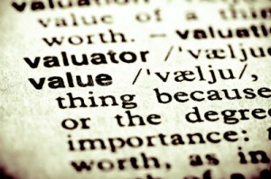 value words