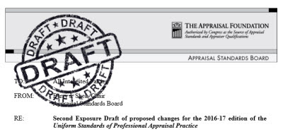 USPAP-draft