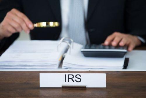 IRS-scrutiny