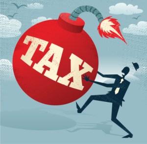 tax bomb