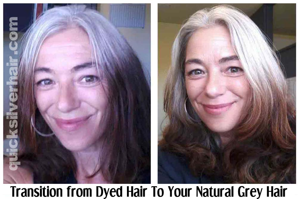 How do you transition from dyed hair to your natural grey hair how do you transition from dyed hair to your natural grey hair quicksilverhair solutioingenieria