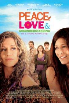 Love, peace and misunderstanding