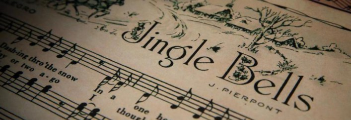 On Jingle Bells!
