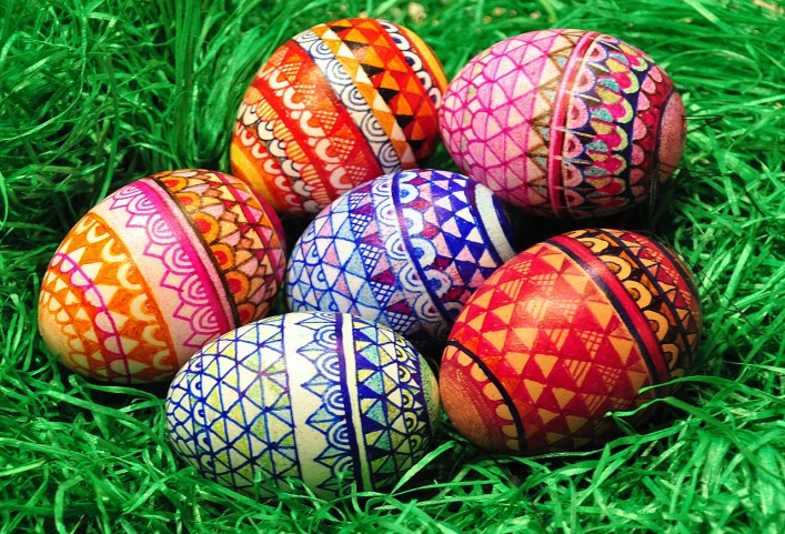 Common traditions on Easter week