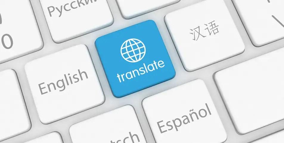 Translation style and tone