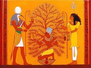 Egyptian Tree