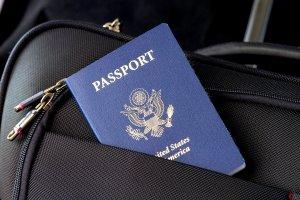 passport, flag, travel