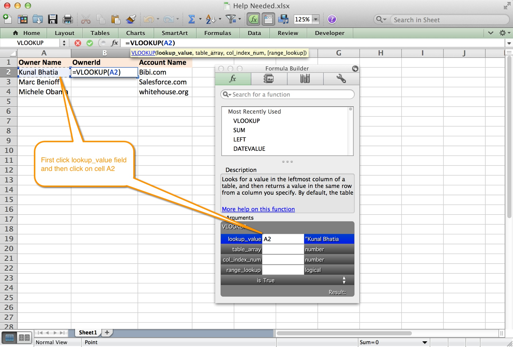 How To Perform Vlookup In Microsoft Excel Tips And Tricks