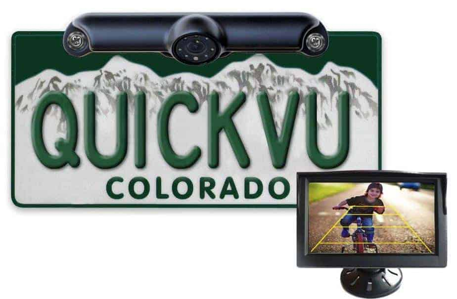 The first truly wireless backup camera is even better!