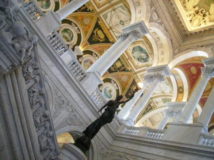 Library of Congress (no filter)