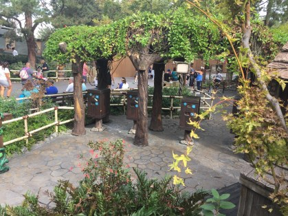 Splash Mountain FastPass Distribution