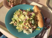 Cobb salad from the Plaza Inn
