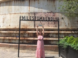 1,411 #milestomagnolia from Washington, DC