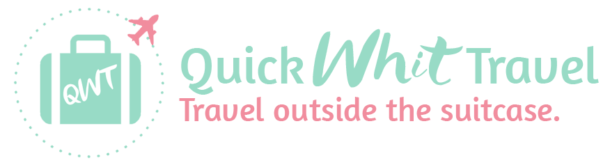quick whit travel logo