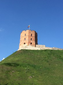 Gediminas Tower, Vilnius