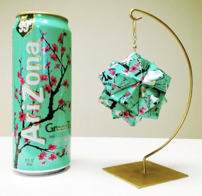 Drink can art by goraygami on Etsy
