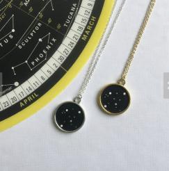 Constellation necklace by WillowEdinburgh