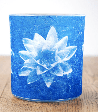 Waterlily Candle Holder by TheWayToBlue