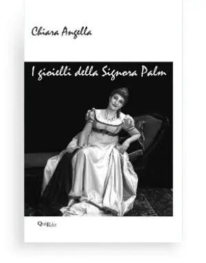 Gioielli della Signora Palm (Chiara Angella Jessica Palm è una cantante lirica molto vivace, curiosa e sempre disposta a mettersi in gioco. A lei, il compito di far luce su una trama quasi da melodramma.